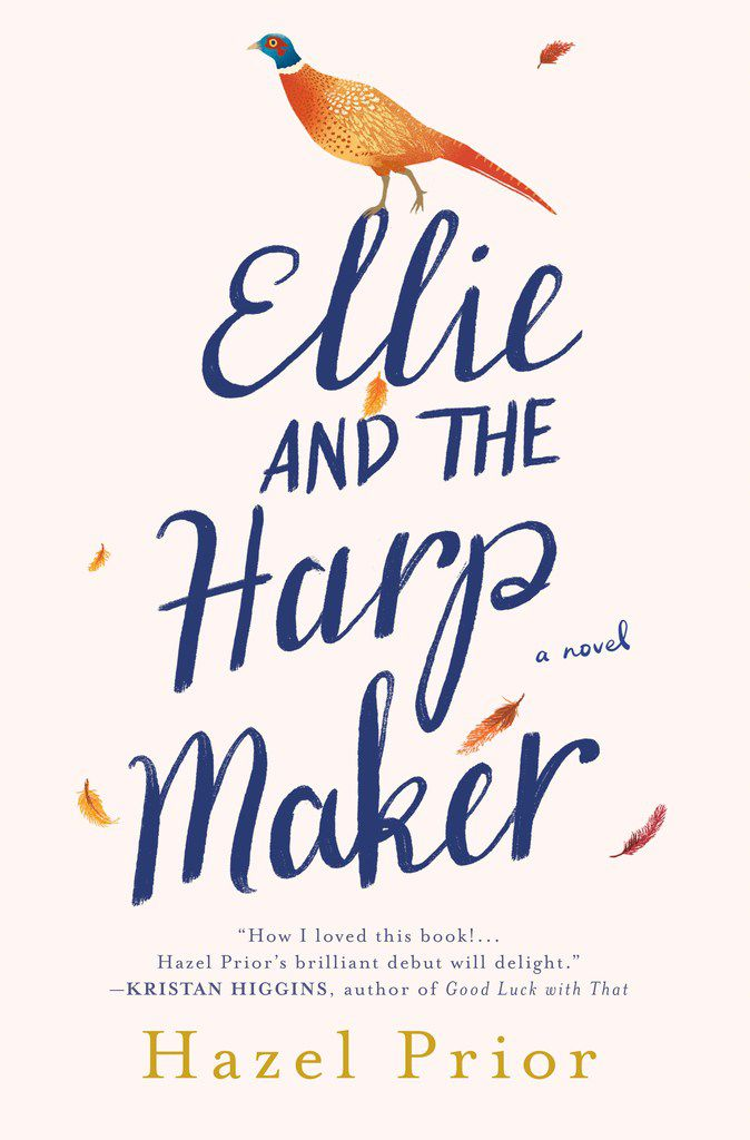 Ellie and the Harpmaker is a fresh and sweet debut novel from Hazel Prior.