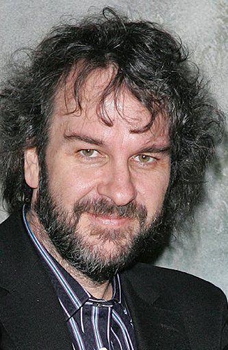 Director Peter Jackson in 2007