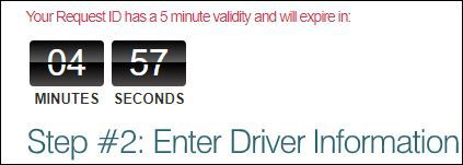"""TexasDLP.org places a countdown clock on its site. """"You have to hurry,"""" James Farmer says."""