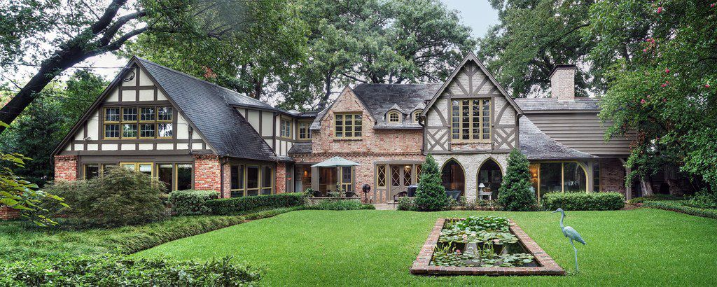 Of the hundreds of homes Charles Dilbeck designed in North Texas, only 130 remain. Five will be featured on a Preservation Dallas tour later this month.