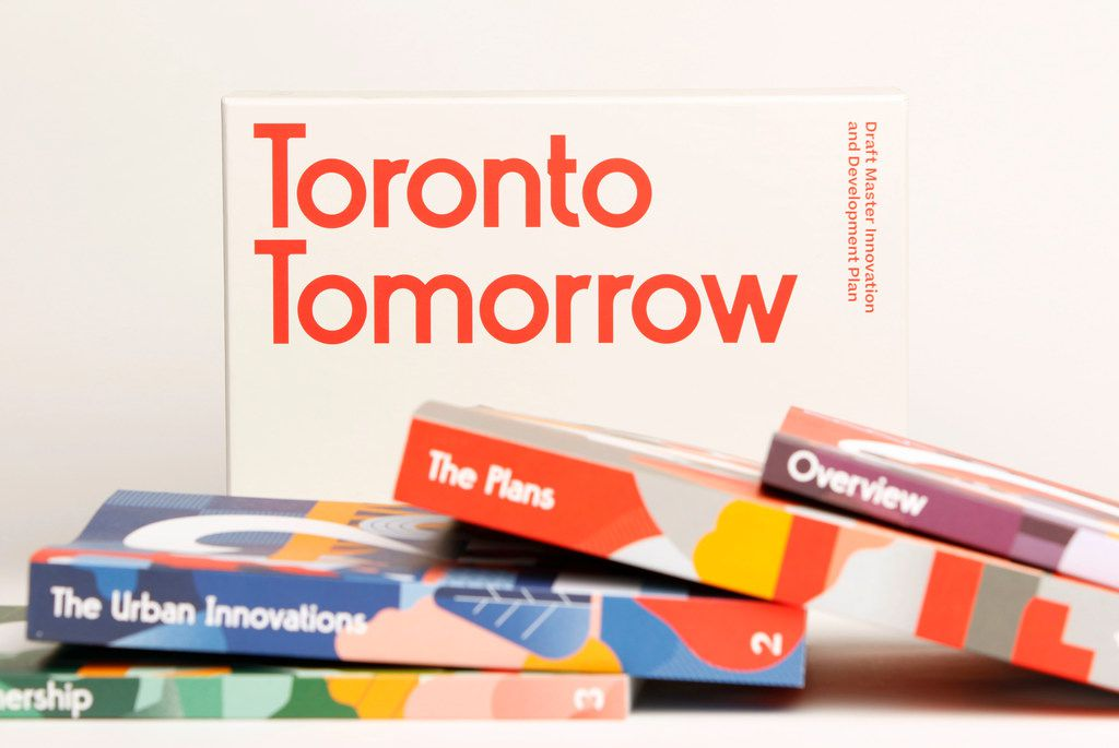 Toronto Tomorrow: A New Approach for Inclusive Growth from Sidewalk Labs