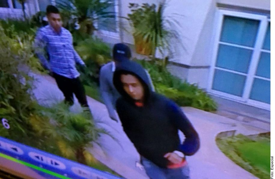 Juan Osorio exhibe a supuestos agresores que habrían entrado a robar a su casa en la Ciudad de México.