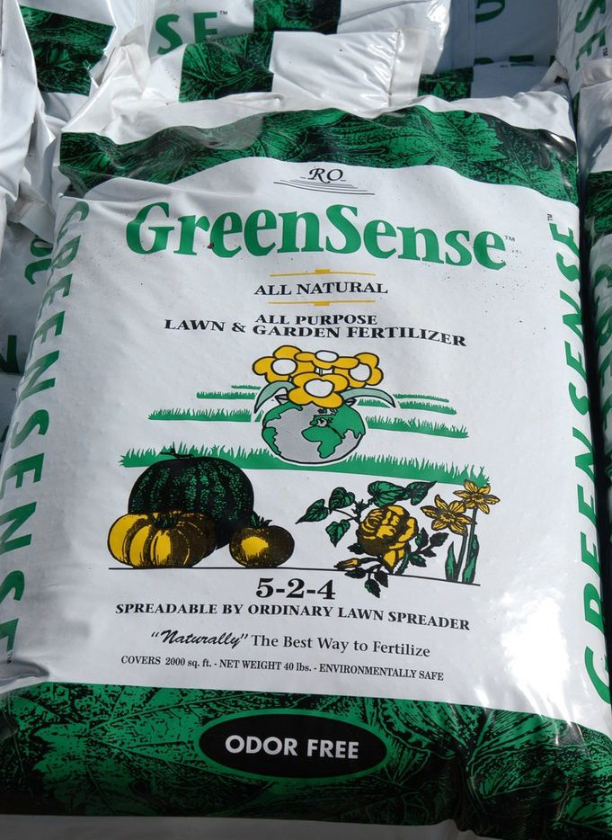 GreenSense all-purpose fertilizer