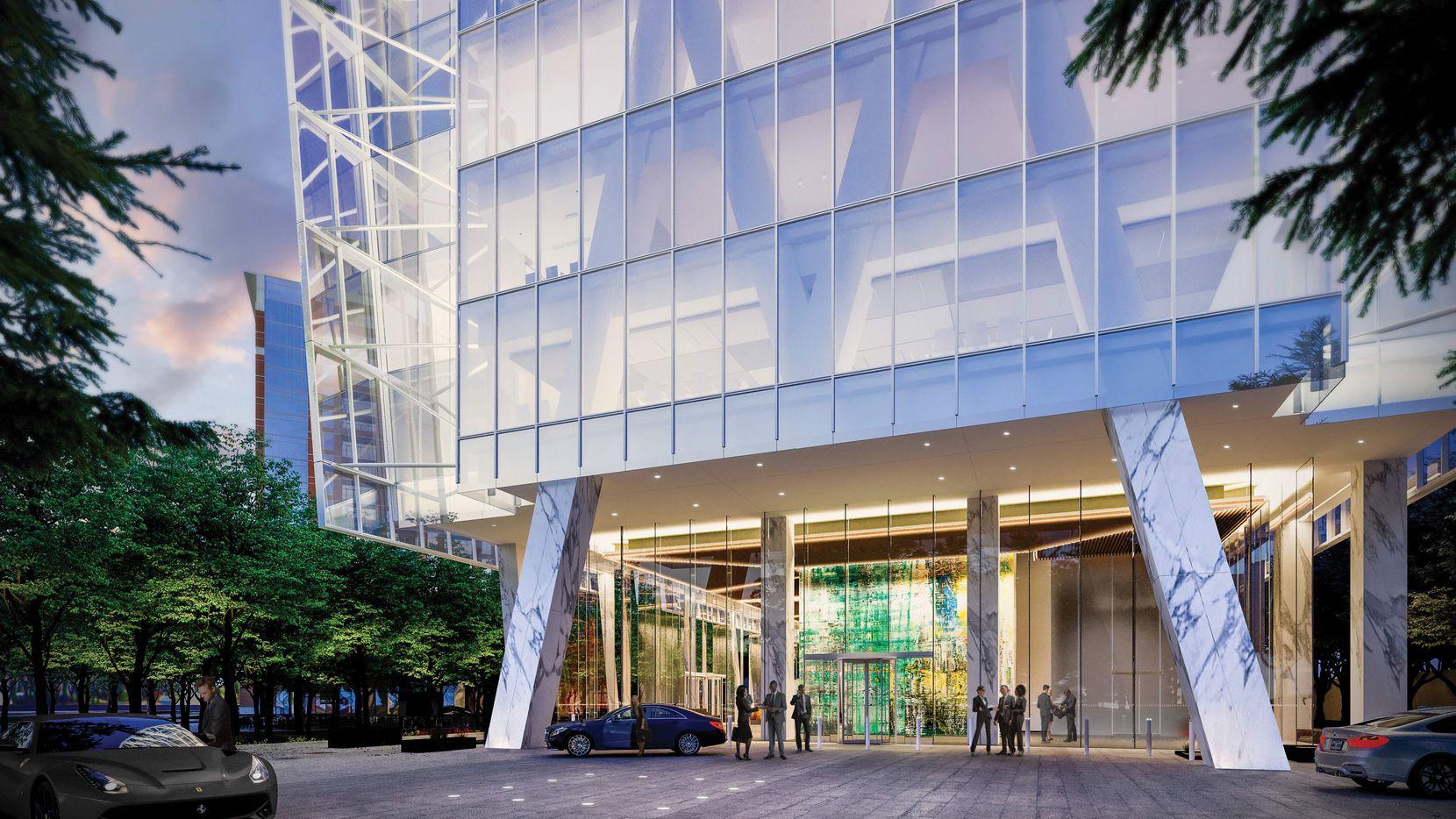 Granite Properties' 23Springs tower will open in 2024.