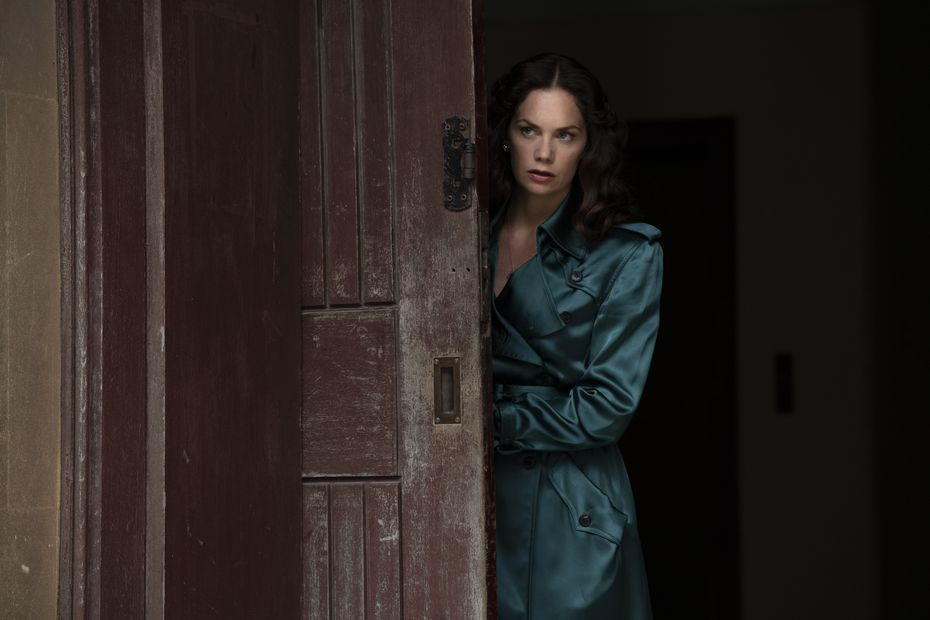 Ruth Wilson in 'His Dark Materials'