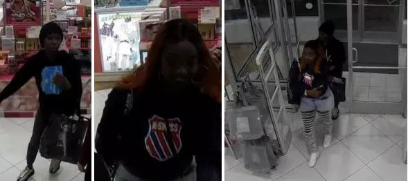 The thieves have stolen cosmetics from the Inwood Village Ulta store on three different occasions.
