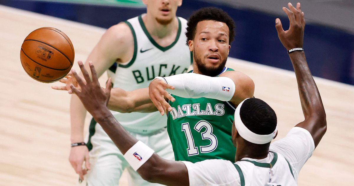 Jalen Brunson on 'special' performance from Mavs rookie Josh Green, plus Dallas' remaining schedule