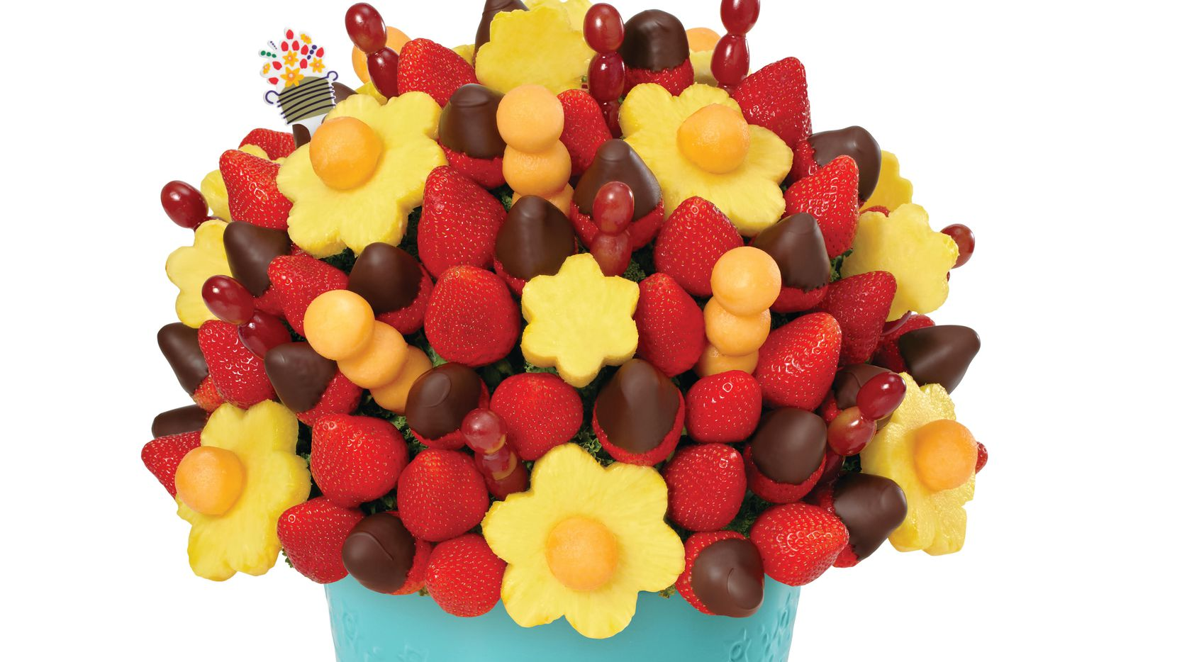 When most people think of Edible Arrangements, they think of these colorful fruit baskets. The company is now dabbling in CBD-infused fruit and smoothies. Dallas customers can already buy them.