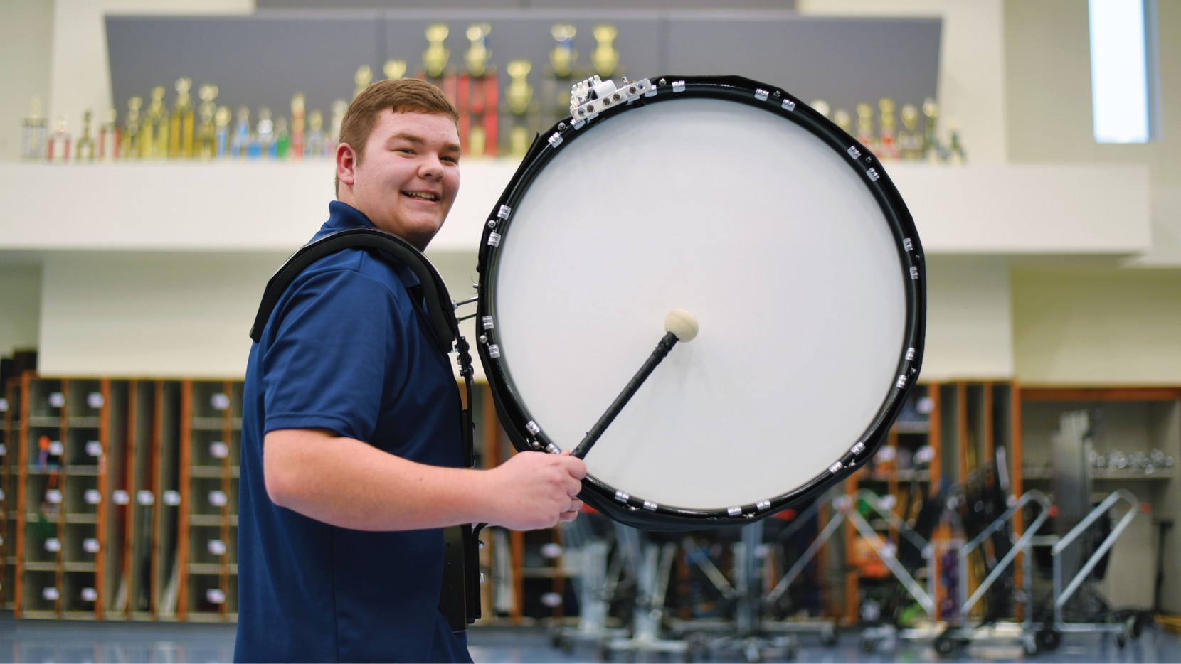 Luke of McKinney North High School is one of an estimated 9 million school-age youth in the U.S. affected by scoliosis. After his diagnosis, he was referred to Scottish Rite, a world-renowned pediatric orthopedics institution.