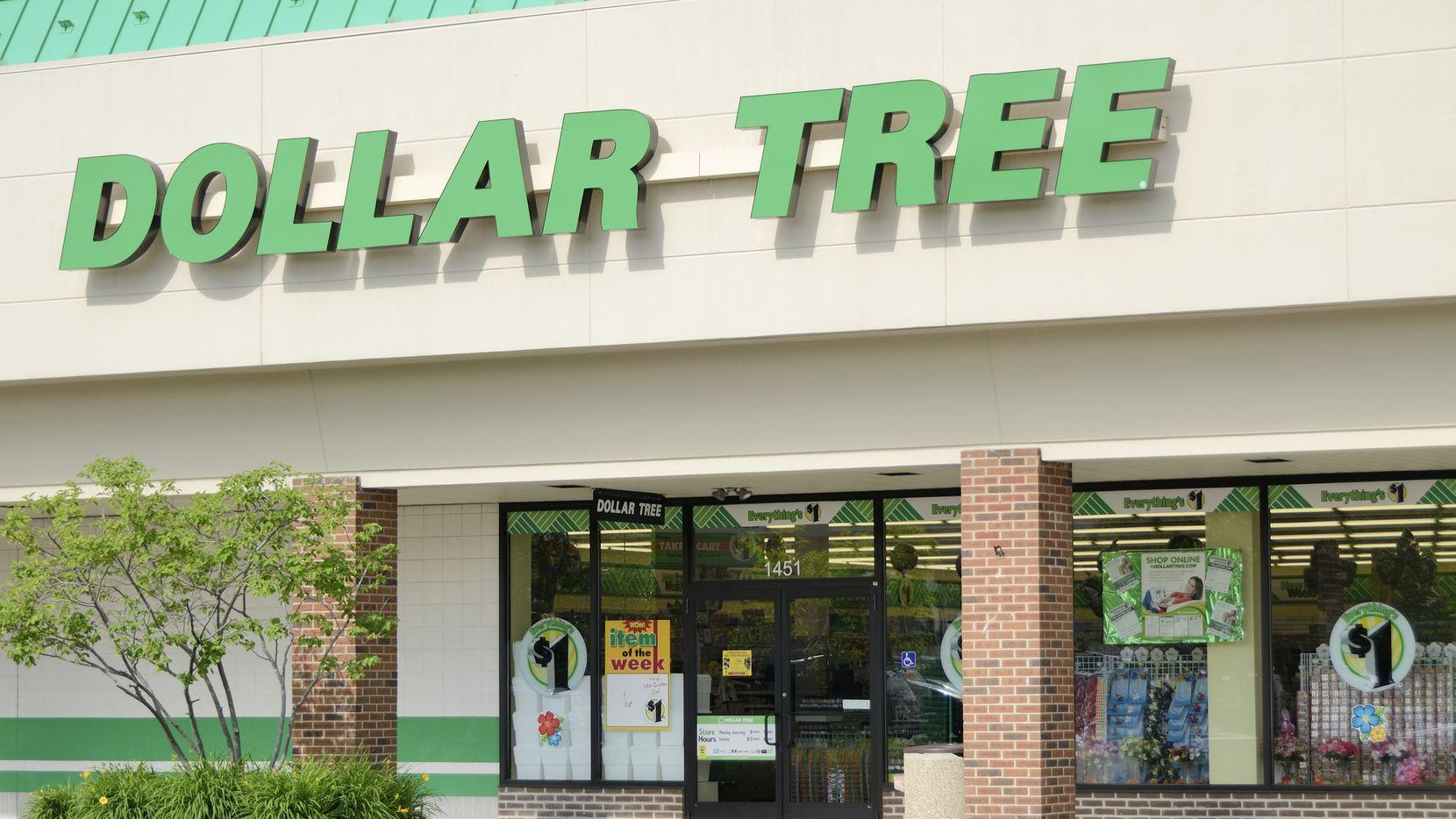 La cadena Dollar Tree anunció que romperá su promesa de productos a $1, comenzará a vender productos de $1.25, $1.50 y otros precios ligeramente superiores a $1 en algunas de sus tiendas.