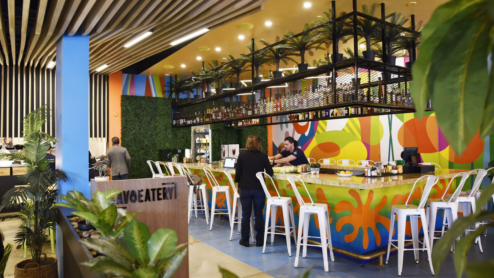 Avocados From Mexico is behind AvoEatery, an avocado-centric restaurant in Dallas' Trinity Groves.