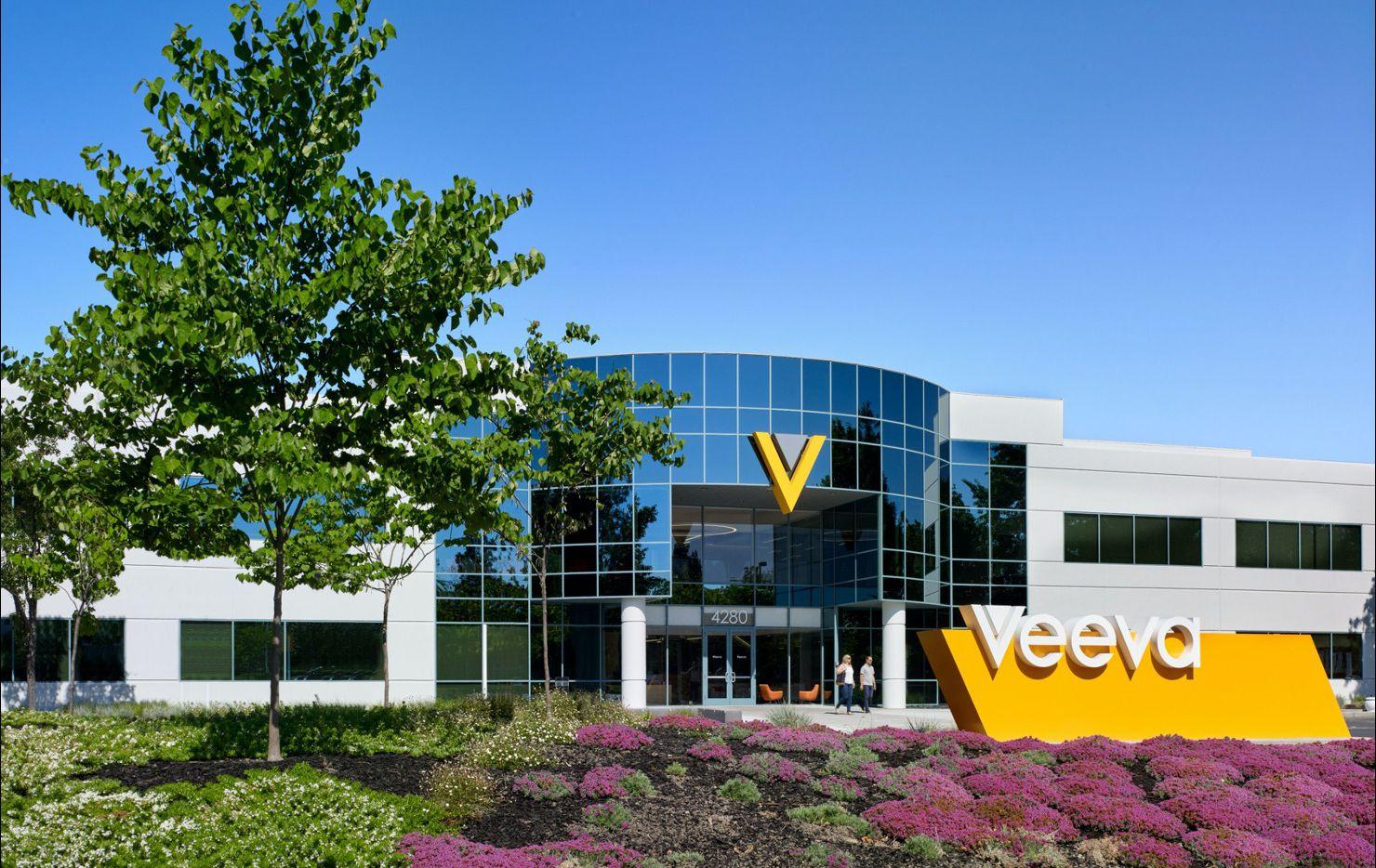 Veeva Systems Inc.'s headquarters are in Pleasanton, Calif.