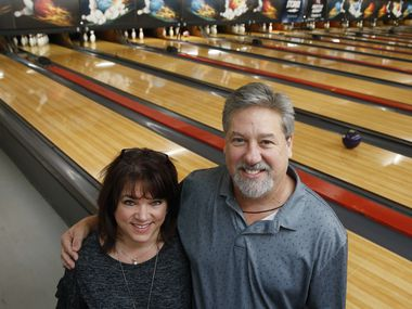 Deb and Scott Dodson, owners of Hilltop Lanes in Waxahachie, received a $63,240 Paycheck Protection Program loan from the federal government to help get their business ready to roll again.