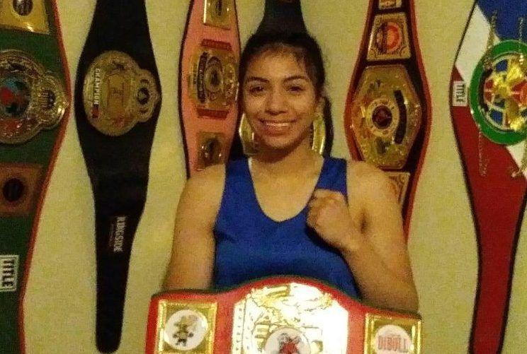 Destiny Jasso, de 19 años, busca un lugar en el equipo olímpico.(CORTESÍA FAMILIA JASSO)