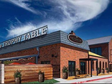 The owners of Arlington's Tipsy Oak are opening a new restaurant in Trophy Club, the town's mayor confirmed.
