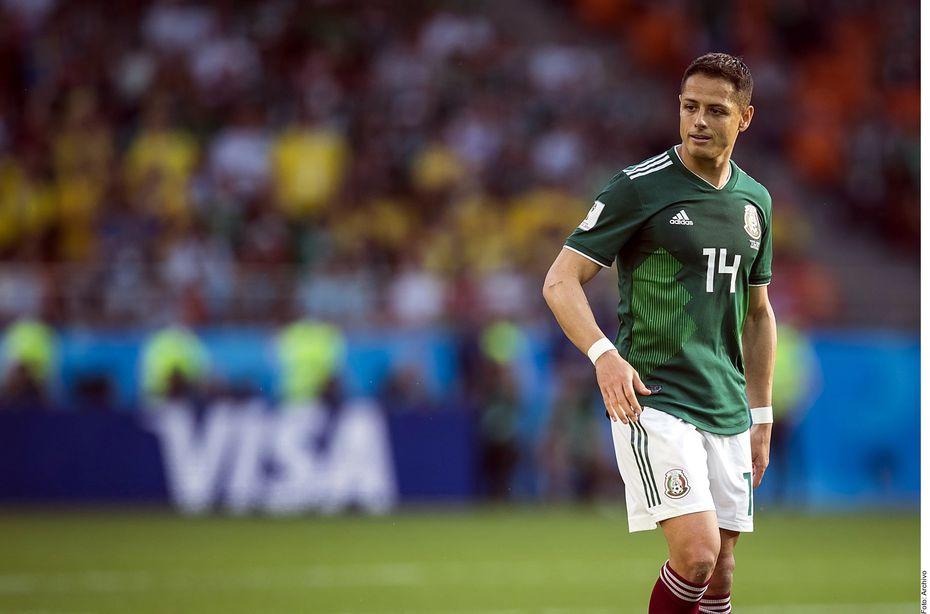 Javier 'Chicharito' Hernández ya vio pasar su mejor momento en las canchas.