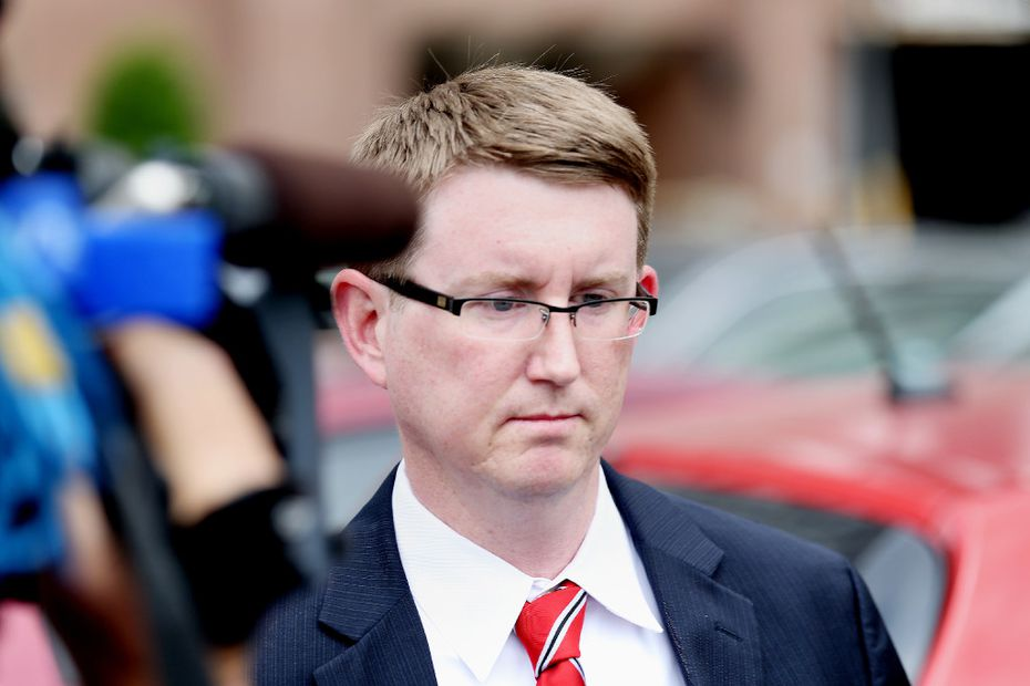 Federal prosecutor Nicholas Bunch joined the case after Price's indictment. (Andy Jacobsohn/Staff Photographer)