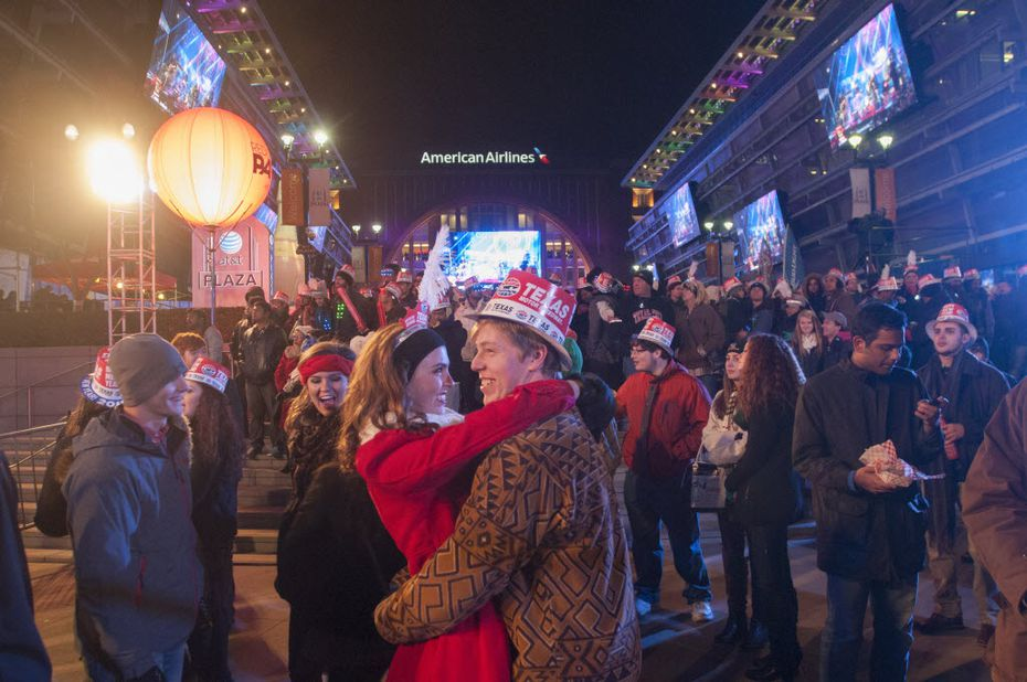 You'll have to find someplace else to smooch on New Year's Eve, as Big D NYE will not take place on Dec. 31, 2018 in Dallas' Victory Park.