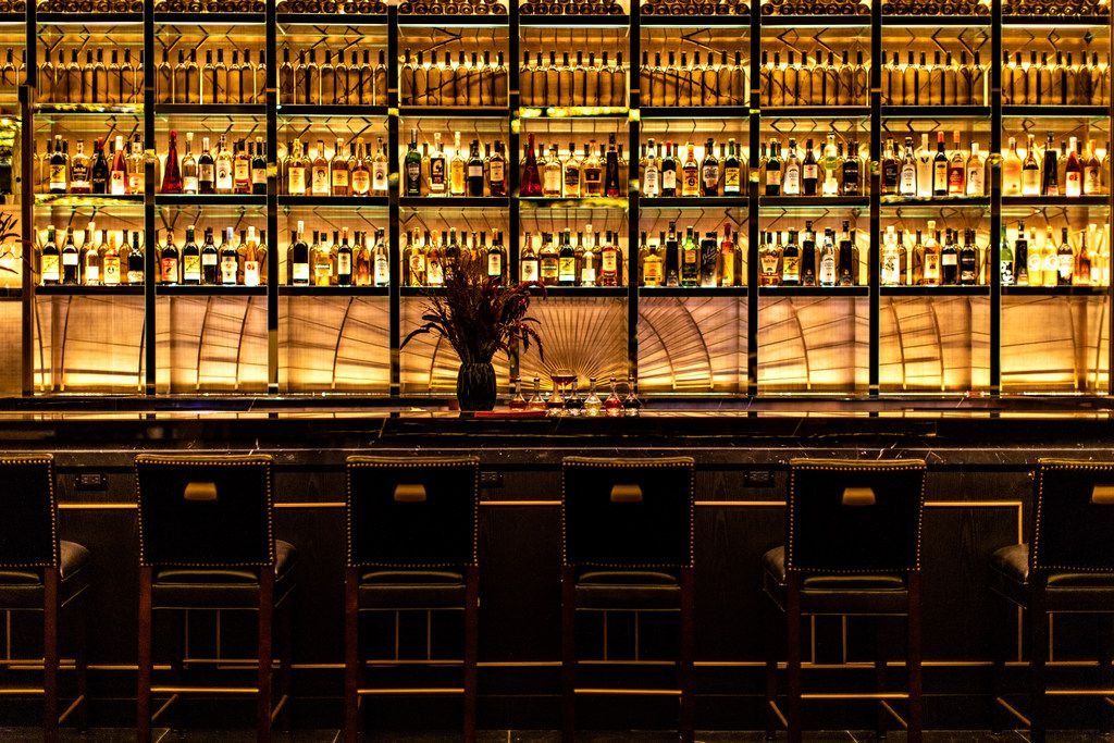 The NoMad hotel bar serves a menu of casual and complex dishes that won't break the bank.