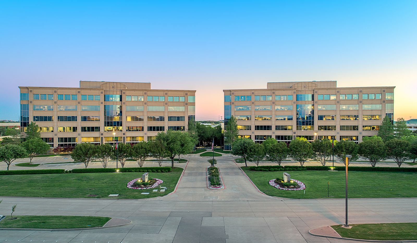 DZS is moving to the Legacy Place office campus in West Plano.