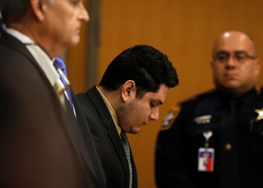 Enrique Arochi is sentenced to life in prison for the kidnapping of Christina Morris.