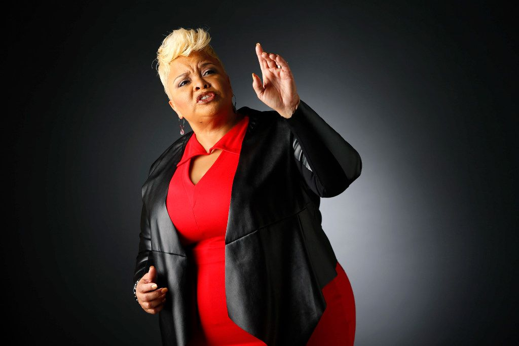 """Fort Worth native Tamela Mann received her second Grammy nomination for the single """"God Provides,"""" a song written by Kirk Franklin."""