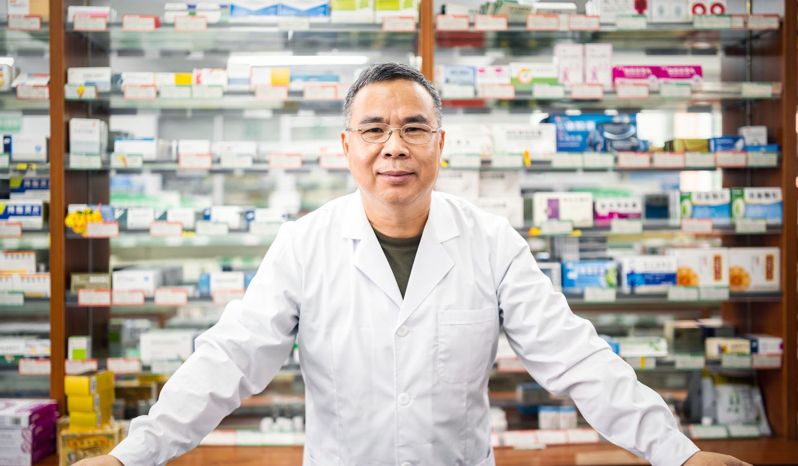 A pharmacist is an easy-to-access medical professional. Never hesitate to ask your pharmacist questions about your prescriptions or over-the-counter meds.