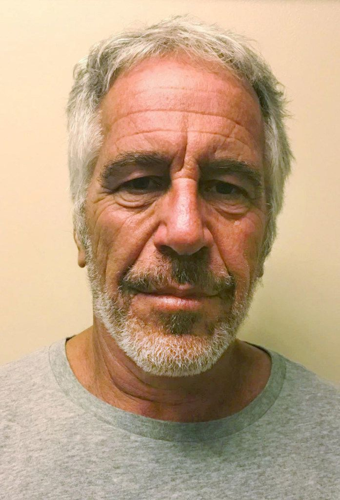 Jeffrey Epstein (The Daytona Beach News-Journal/TNS)