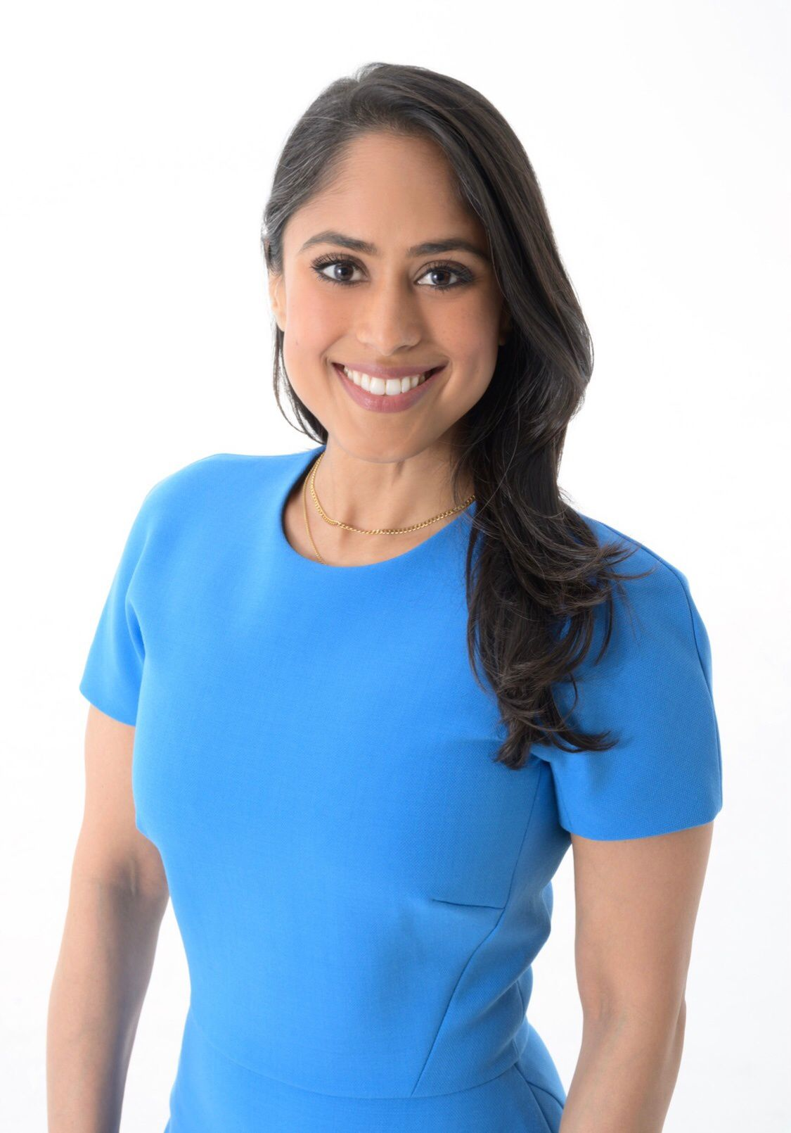 Sana Syed, Dallas City Council District 2 candidate. (Photo by Carmine LiDestri)