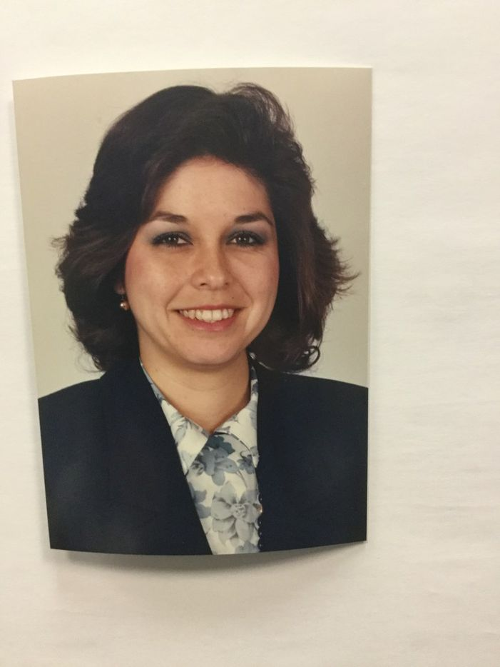 Romelia Flores, IBM distinguished engineer and IBM master inventor, circa 1995.