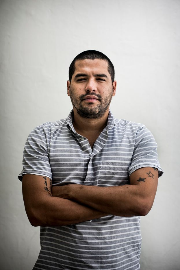 Salvadorian journalist Oscar Martinez is one of the featured speakers at the Hay Forum Dallas at The Wild Detectives in Dallas in September 2019.