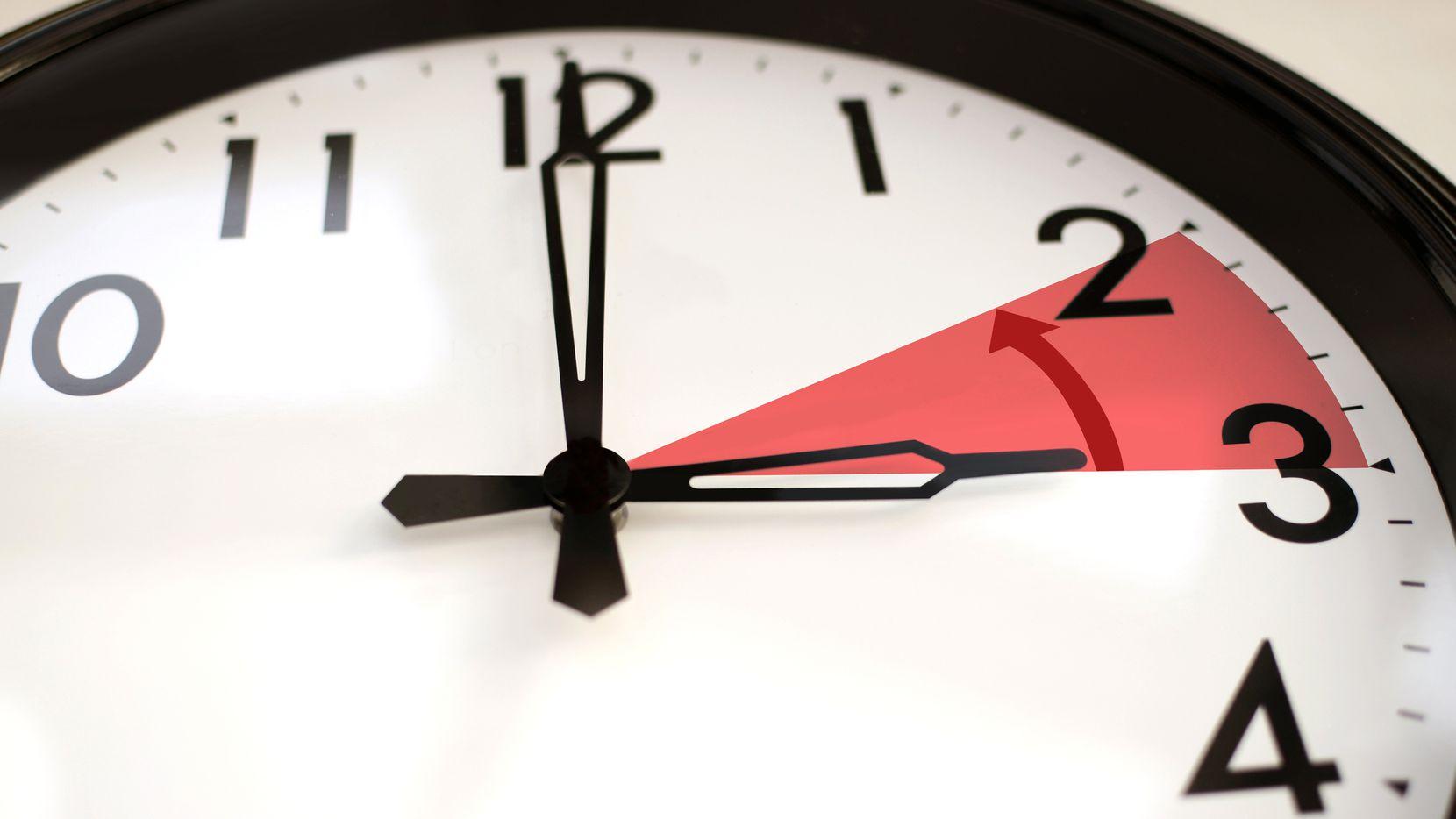 """El fin del """"Day Light Saving Time"""" o Horario de Verano (Horario de Ahorro de Luz) en 2021 es el 7 de noviembre."""