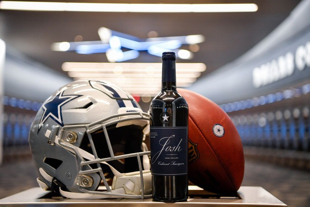 The Dallas Cowboys have partnered with wine company Josh Cellars to launch Special Edition Cabernet Sauvignon.