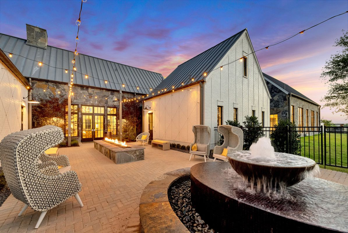 One of Newland Group's local projects is the 3,000-home Grove community in Frisco.