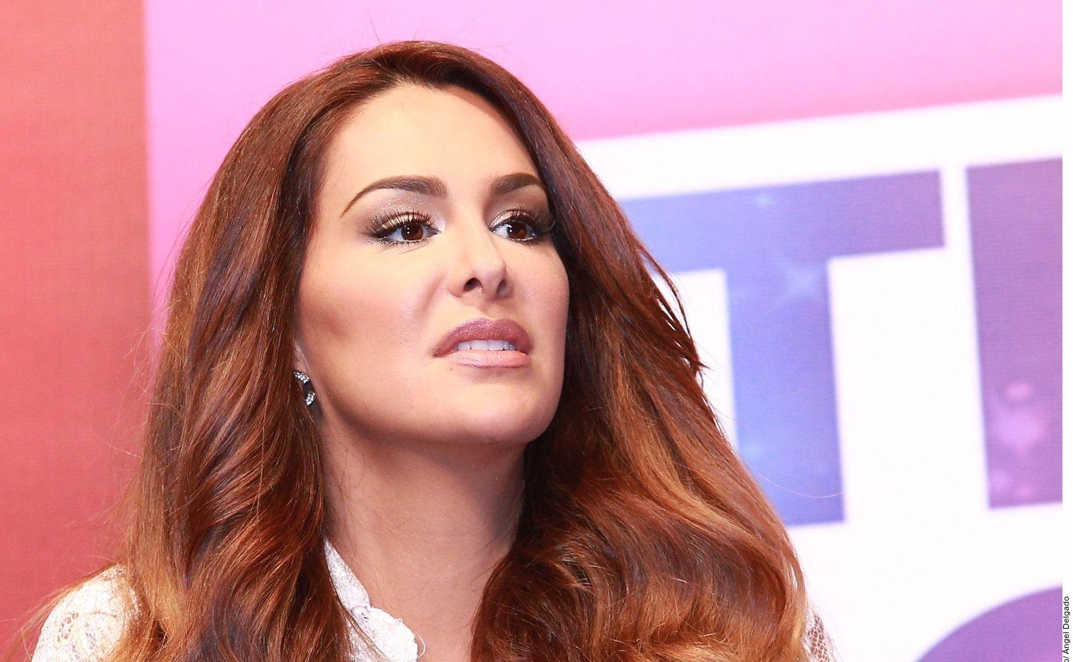 Noelia sostiene que Ninel Conde (foto) intentó causarle un accidente en plena presentación de un show
