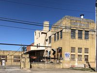 The former Mrs Baird's bakery building is at Carroll and Bryan in East Dallas.