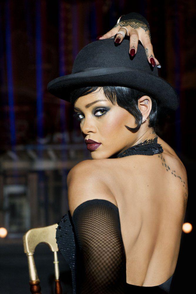 Rihanna es parte del elenco. Fotos: Vikram Gounassegarin