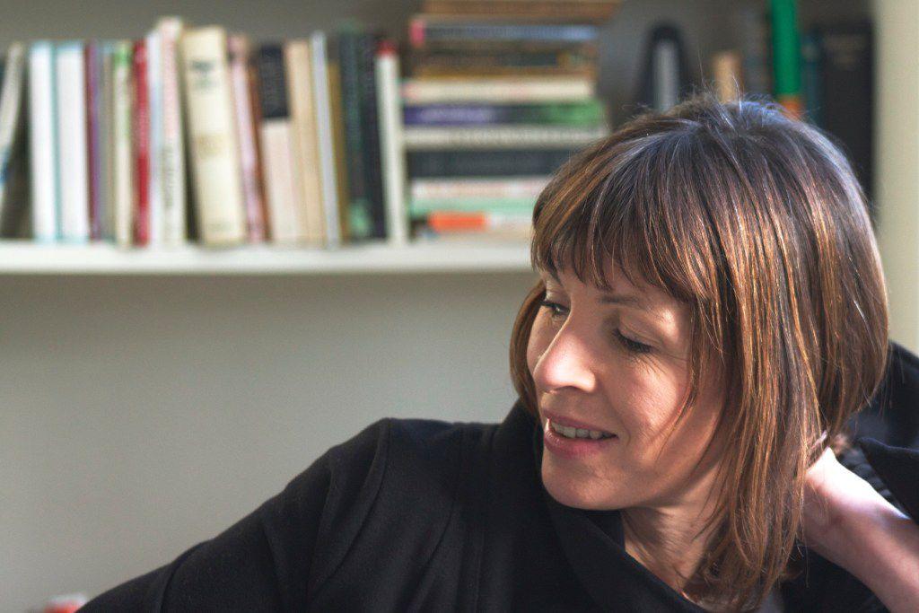 Rachel Cusk, author of Transit.