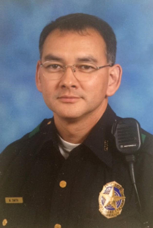 Dallas police Sgt. Michael J. Smith