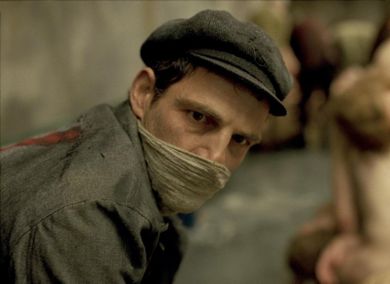 Geza Rohrig interpreta a un prisionero judío en un campo de concentración en 'Son of Saul' (TNS/LAOKOON)