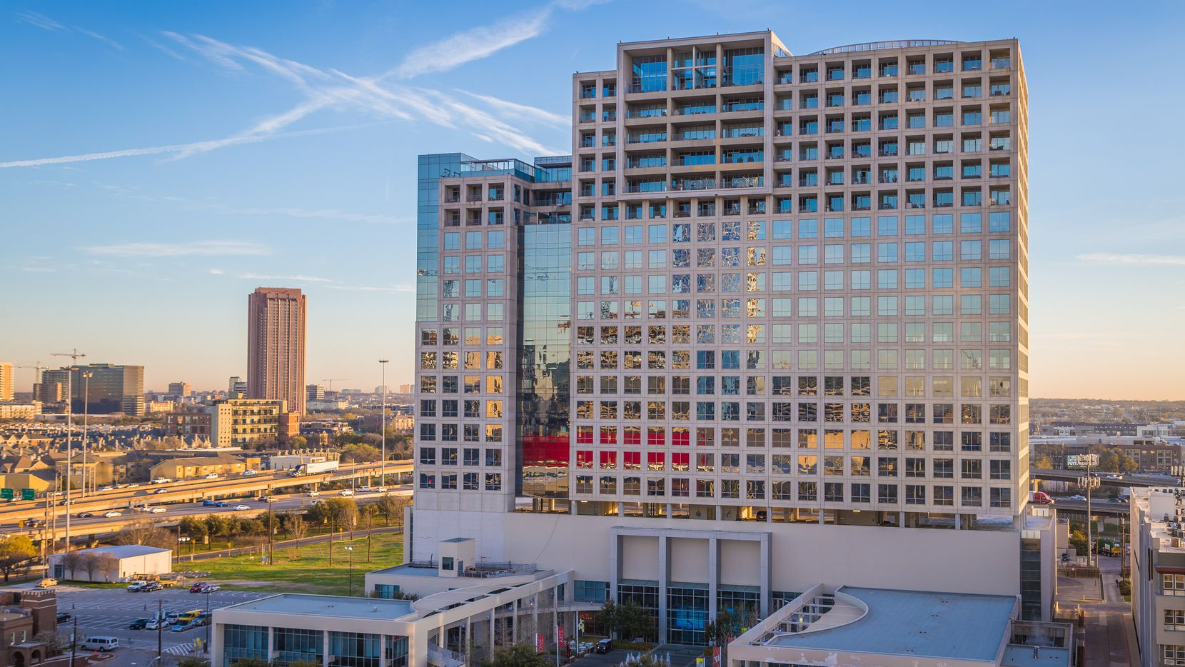 West Monroe Partners is moving to One Arts Plaza in downtown Dallas.
