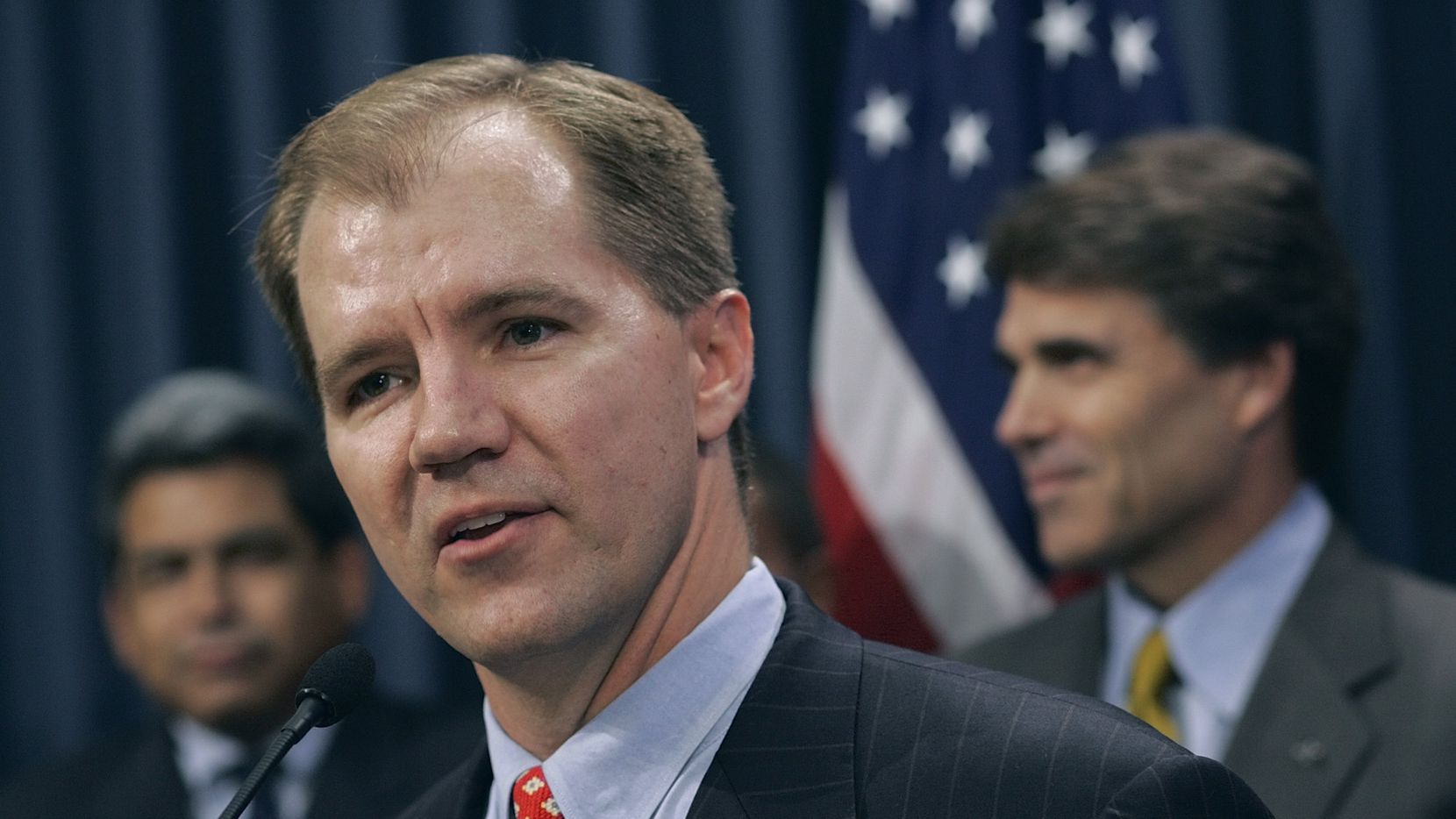 Justice Don Willett was appointed to the Texas Supreme Court by Texas Gov. Rick Perry in 2005.
