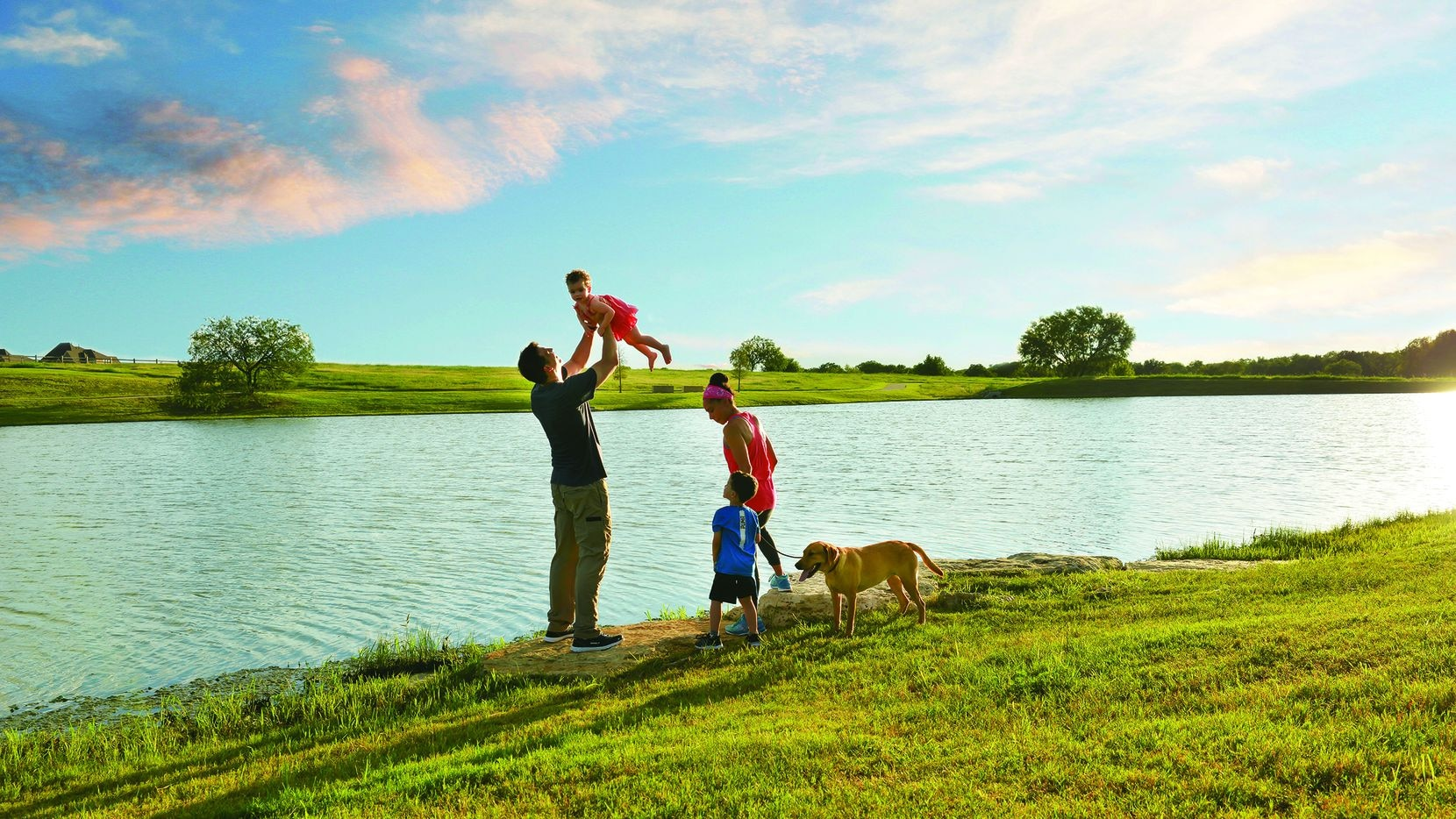 Windsong Ranch in Prosper offers numerous community amenities and homes priced from the high $200s to over $1 million.