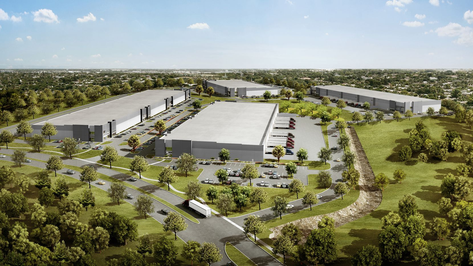 E4D Technologies is moving to the Parc Northeast business park in Richardson.