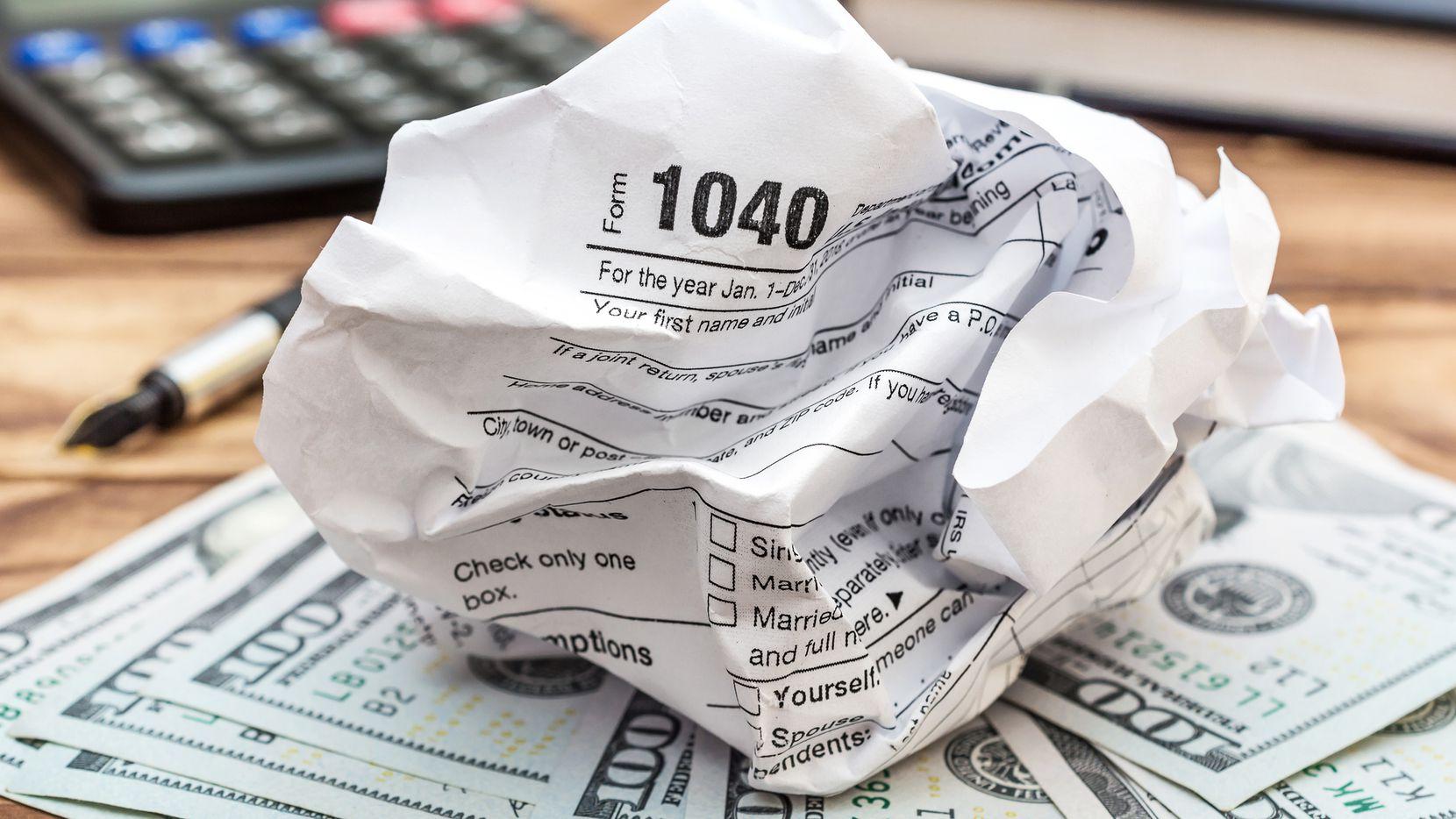 Un error puede ser muy costoso al momento de llenar su declaración de impuestos.