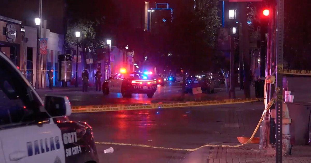'We already feel the void:' 18-year-old killed, 5 others injured in Deep Ellum shooting early Sunday