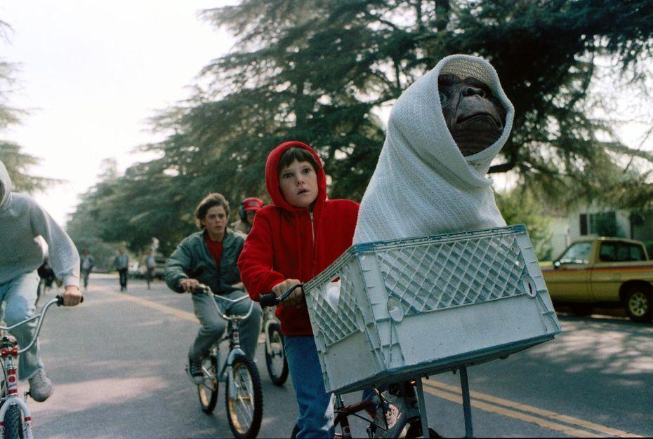 E.T. the Extra-Terrestrial, de 1982.