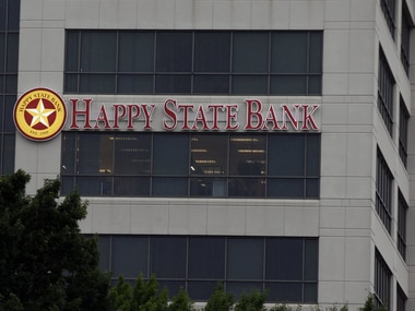Happy State Bank, which has branches in North Texas, has made some permanent increases in employee pay and benefits as a result of the new corporate tax cuts.