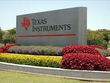 Texas Instruments' effective tax rate fell more than half after Congress cut corporate taxes in late 2017, and the Dallas company used the savings to fuel share buybacks and dividends.