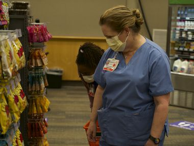Children's Medical Center Dallas asked Irving-based 7-Eleven to set up a convenience store inside its Moore Auditorium to make shopping easier for medical staff, patients and visitors.